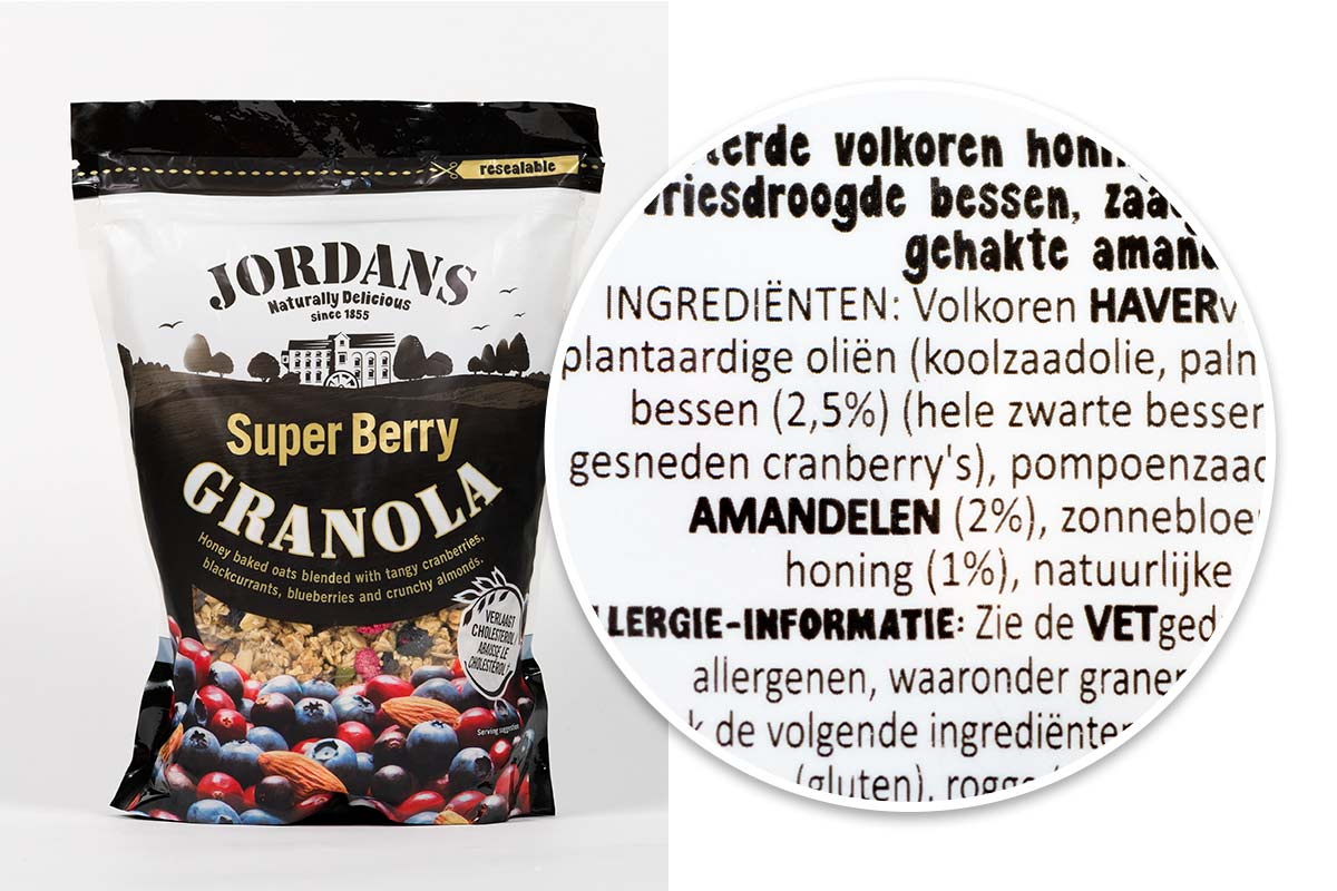 Jordan grenola superberry