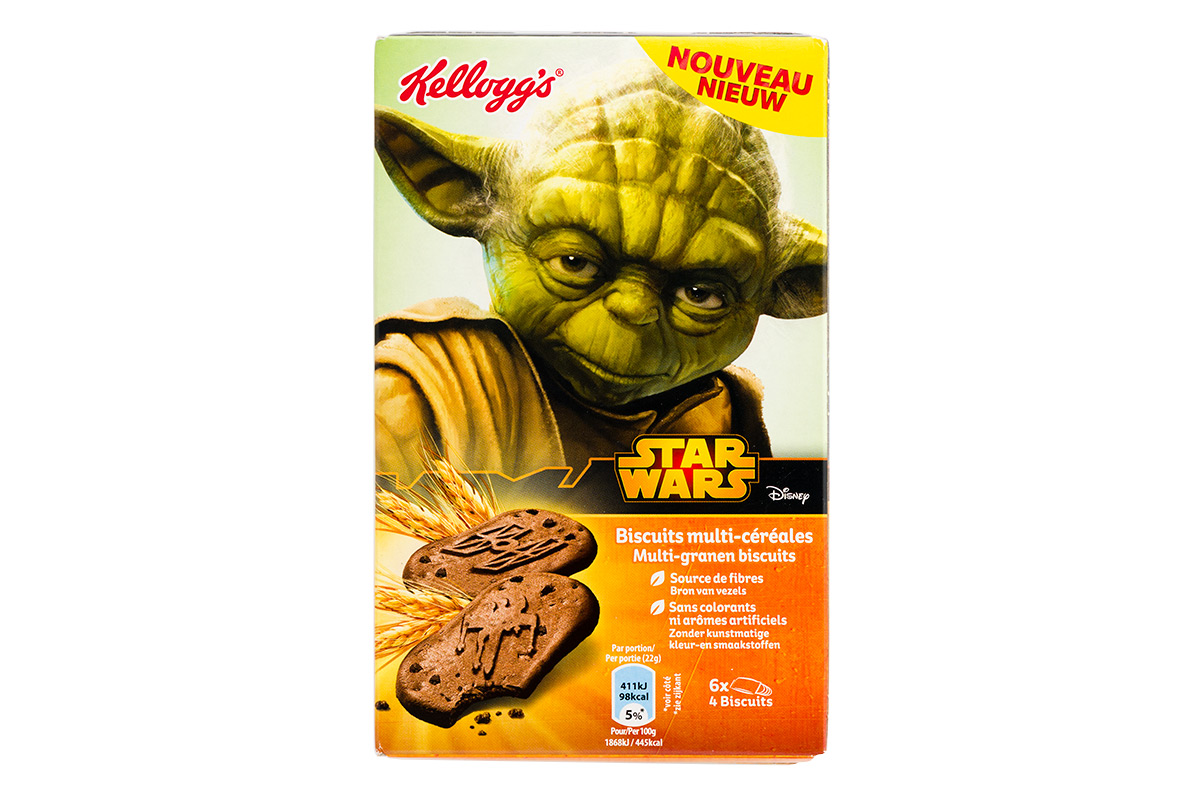 kellogs starwars
