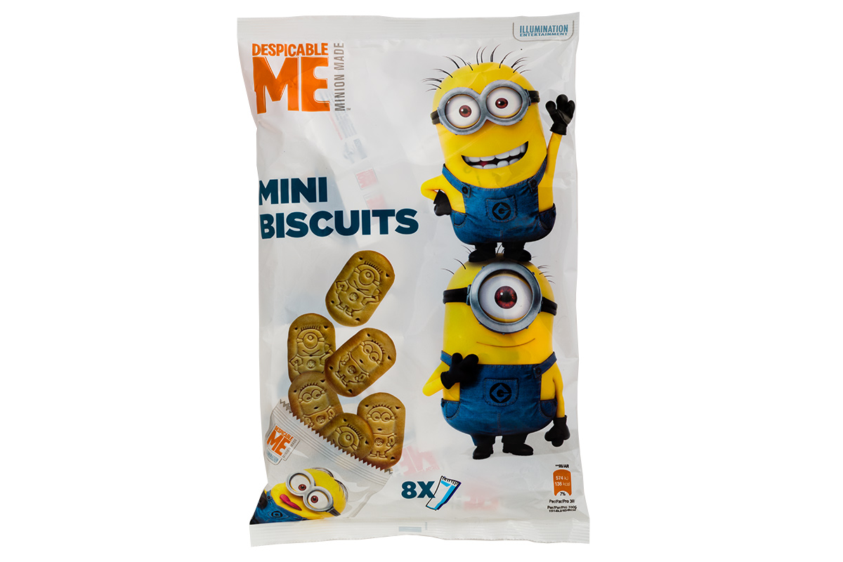 mini biscuits