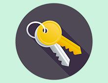 sleutels 220 x 170