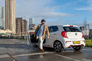 Autolease-collectief Kia Picanto wit