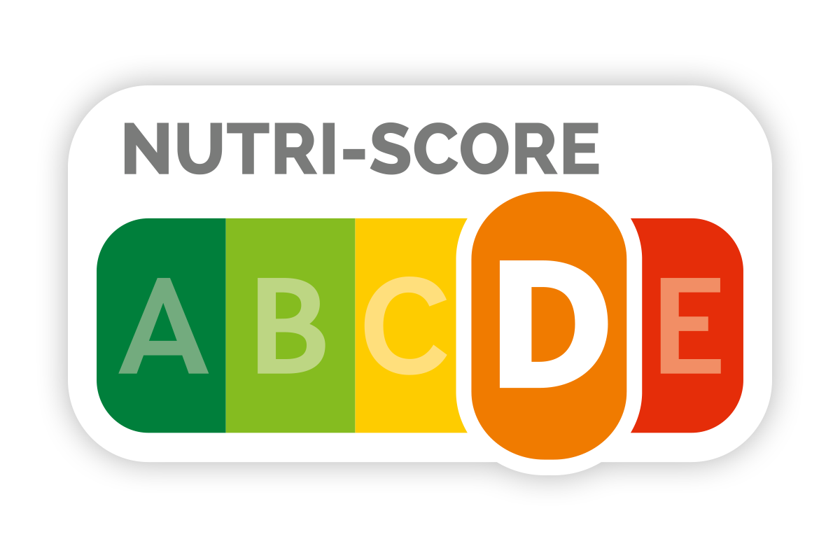 Nutri-Score D