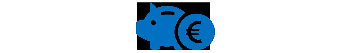 Icoon-Besparen