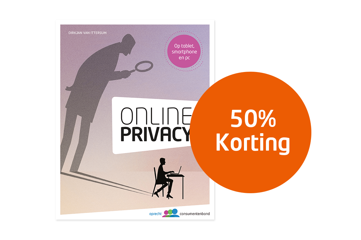 50% korting Online Privacy 1200x800