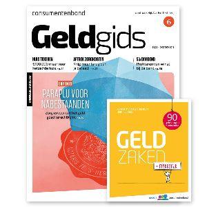 Geldgids + gratis boek Geldzaken=makkelijk