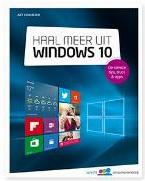 Boek 'Haal meer uit Windows 10'