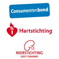 Logos organisaties