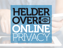 Online privacy campagne