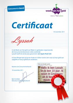 certificaat-voor-publicatie-online