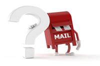 e-mail-probleem