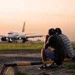 vliegtuig kijken