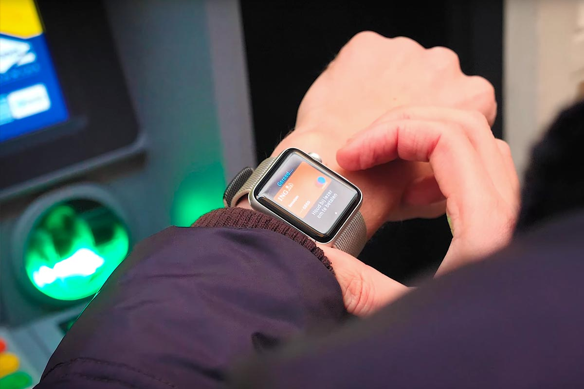Apple Pay via horloge v2