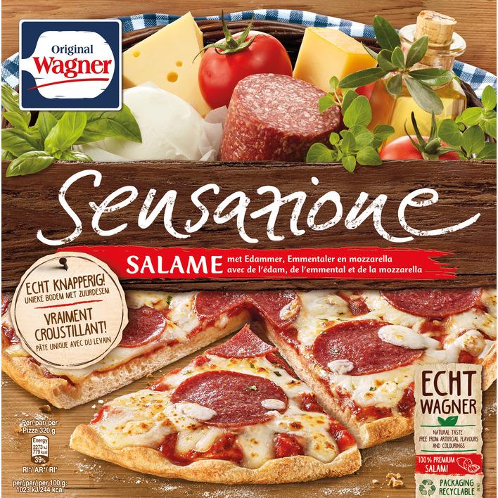 Salamipizza - Wagner Sensazione Salame