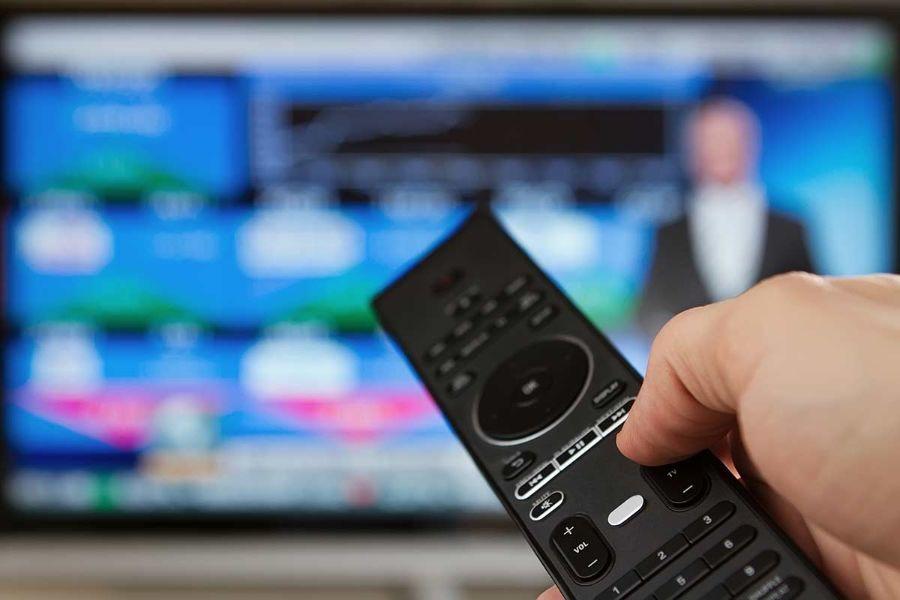 delta tv storing