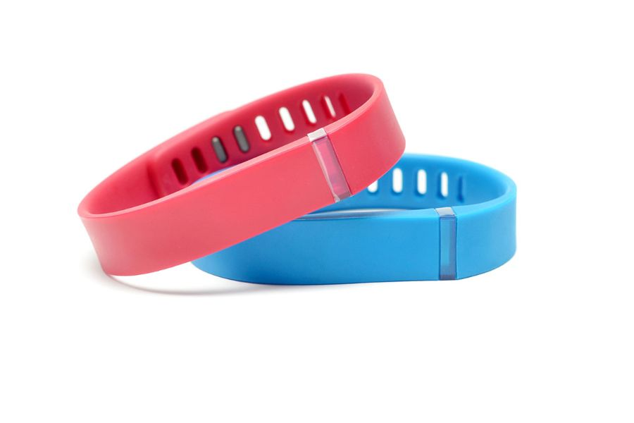activity trackers blauw rose