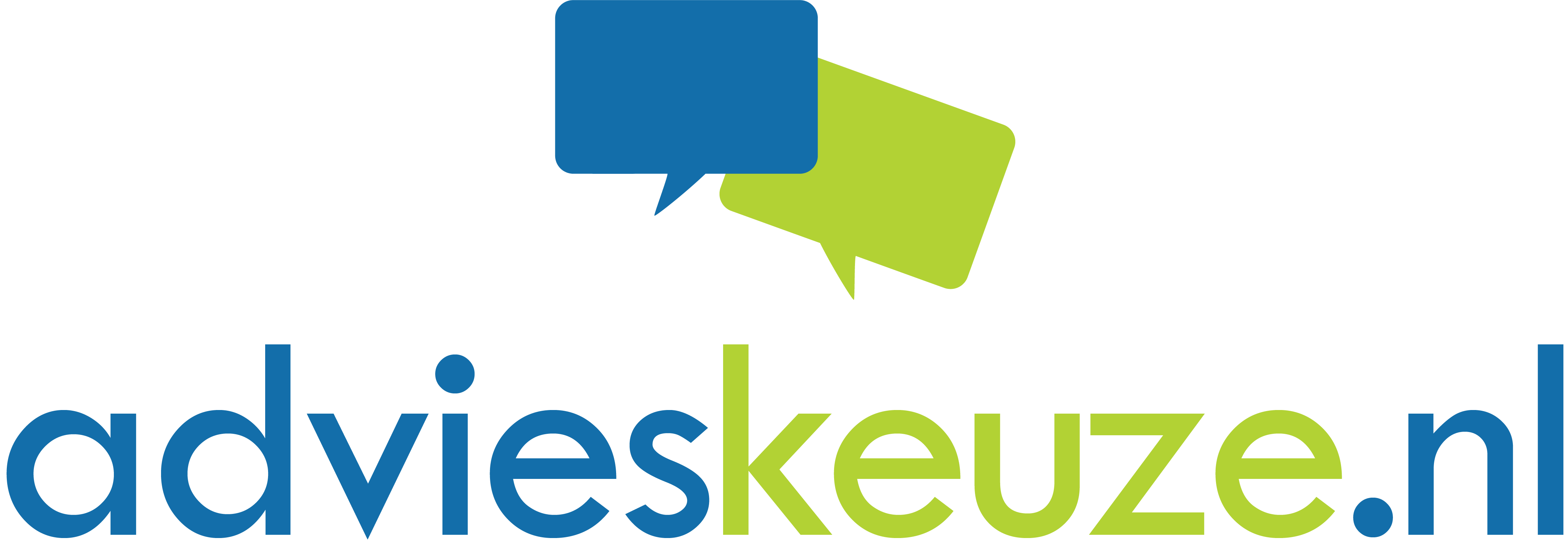 Advieskeuze logo liggend