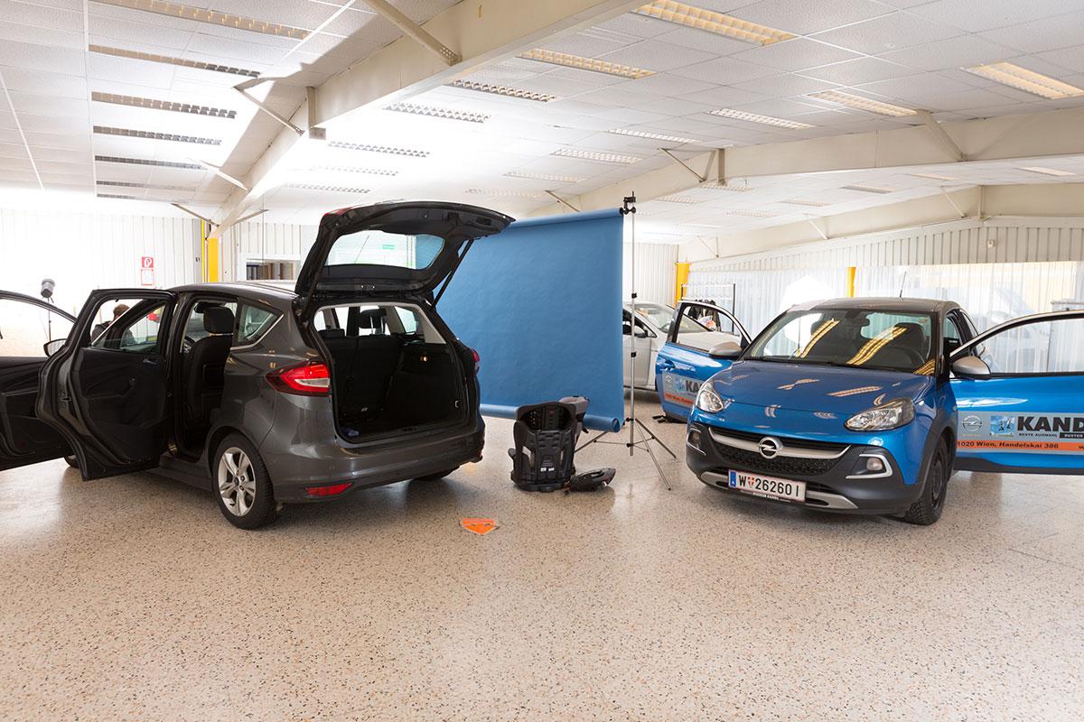 Hoe wij testen Installeren in auto