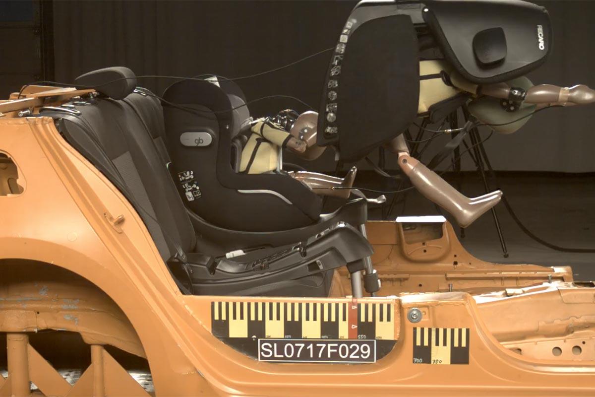autostoeltje-botsproef
