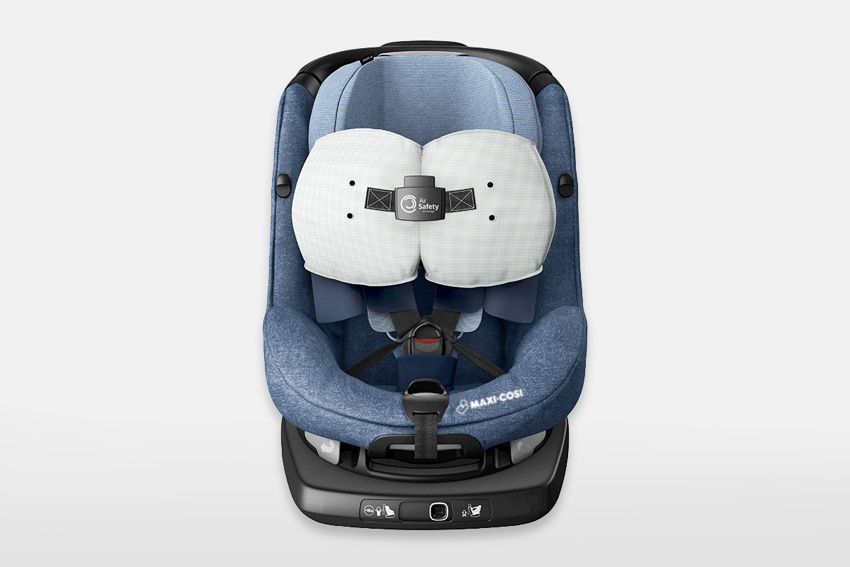 Maxi Cosi Lanceert Autostoeltje Met Airbags Consumentenbond