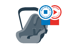 Nieuw Autostoelverhoger met of zonder rugleuning? | Consumentenbond PV-07