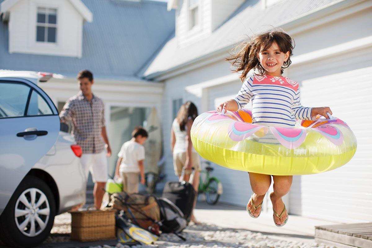 vakantie-auto-zwemband-