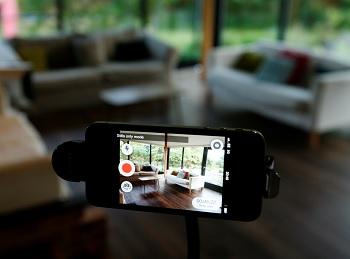 Manything bewakingscamera app
