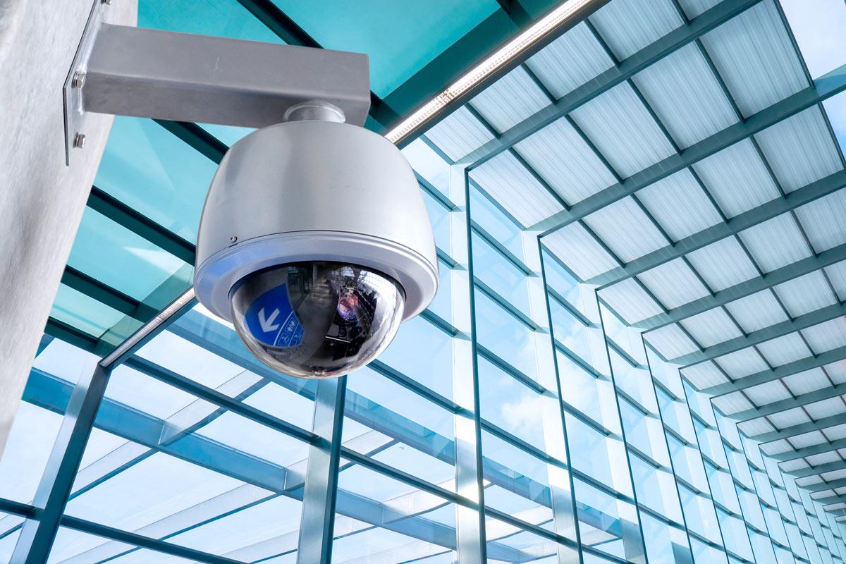 beveiligingscamera-dome-camera