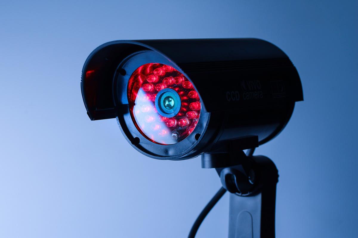 beveiligingscamera-infraroodcamera