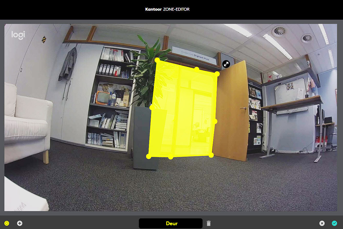 logi-kantoorzone