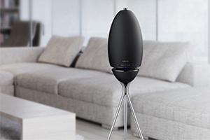 Draadloze speakers meerdere kamers