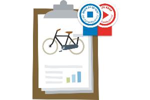 Bestel het testrapport Elektrische fietsen