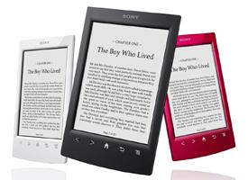 Sony PRS-T2 e-reader
