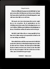 Kobo Aura H2O tekst