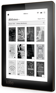 Kobo Aura specificaties