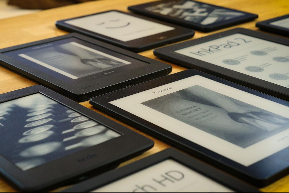 E-readers | E-reader test + uitgebreid advies | Consumentenbond