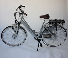 e.Cult e-bike van de Aldi