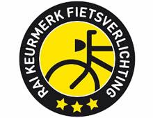 Keurmerk fietsverlichting RAI Vereniging