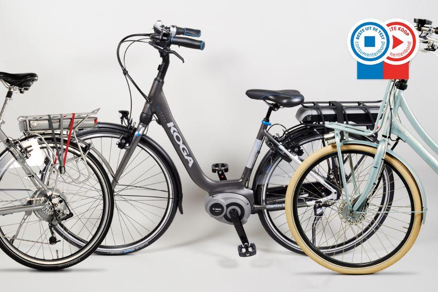 nieuwe beste koop e bikes consumentenbond. Black Bedroom Furniture Sets. Home Design Ideas