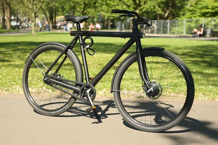wat weegt een fiets gemiddeld