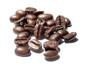 Hoopje koffiebonen 1