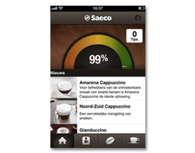 Saeco Coffee app