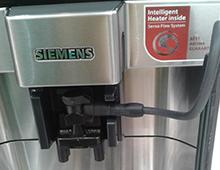 Siemens EQ6 espressomachine