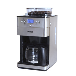 Princess Coffeemaker & grinder 249401