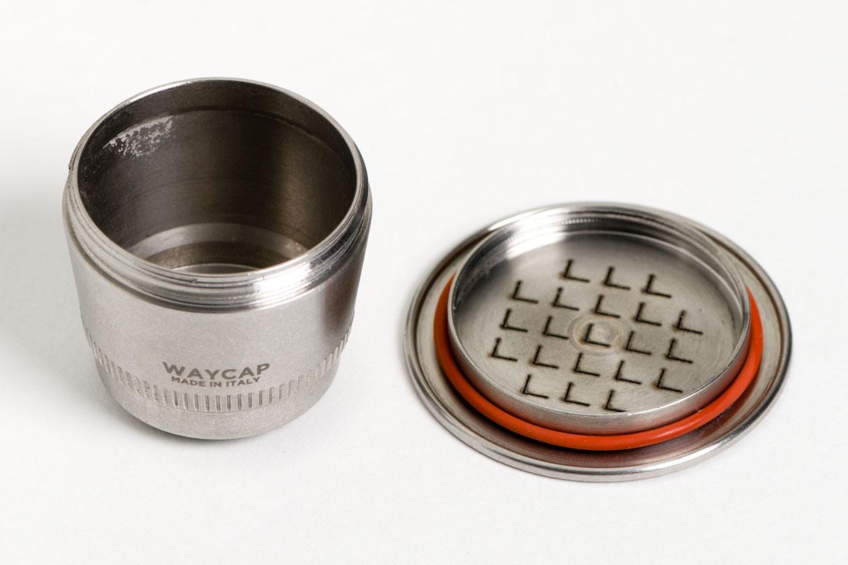 accessoires espressoapparaten