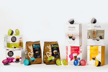 Dolce gusto Koffiecups