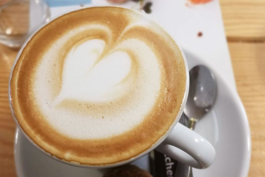 Latte-art-video