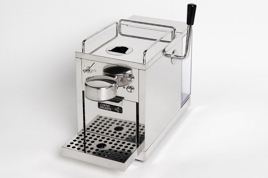 Coffee Brokers Espresso Capsulemachine | Consumentenbond