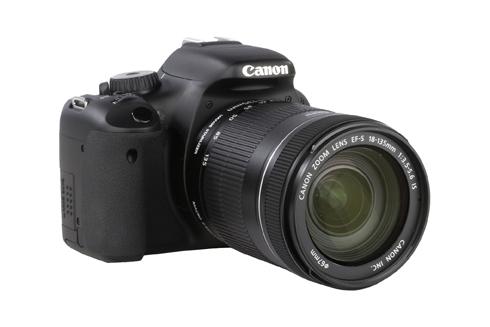 Canon EOS 550D 18-55