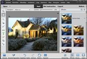 Adobe Photoshop Elements - Effecten - Slimme looks