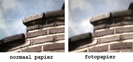 fotopapier-kleurverschil